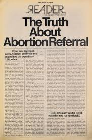 the truth about abortion referral feature chicago reader