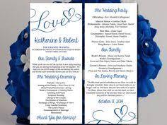 tea length wedding program template image result for wedding program template yellow roses blue my