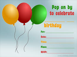 printable personalized birthday invitations for kids 1st