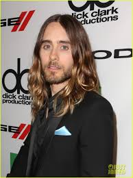 jared leto teases haircut plans for 2015 with an old photo photo