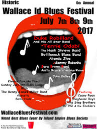 2017 historic wallace idaho blues festival