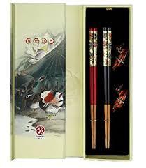 amazon com chopsticks u0026 chopstick amazon com 2 pairs chinese chopsticks craft flowers mandarin