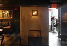 Blind Barber La The Blind Barber An East Village New York Bar