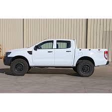 ranger ford lifted 1 3 lift kit adjustable suspension icon stage 2 ford ranger t6