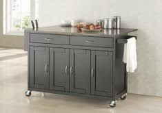 contemporary kitchen carts and islands amazing black kitchen carts on wheels light brown kitchen island