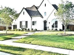 painted houses beautiful ranch homes white painted brick house beautiful homes of