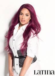 best hair color for mexican women dascha polanco reveals new hair color
