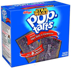 Poptarts Meme - han solo in carbonite pop tarts weknowmemes