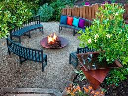 small backyard designs with pits pit ideas for family