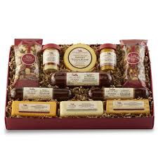 meat and cheese gift baskets meat and cheese gift baskets hickory farms