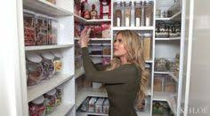 ideas for organizing kitchen pantry this star has an impressively organized kitchen pantry