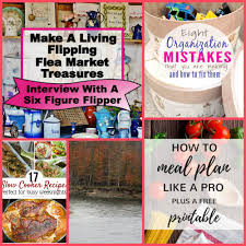 thrifty thursday link party 177