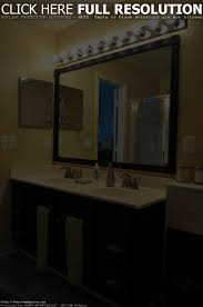 Large Bathroom Mirrors Bathroom Mirrors With Built In Led Lights Vanity Decoration