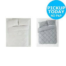 Argos Bed Sets Of House Hadley Pintuck Bedding Set Choice Of Colour And