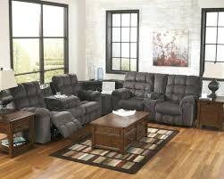 Grey Leather Reclining Sofa by Ashley Furniture Leather Reclining Sofa And Loveseat Oberson