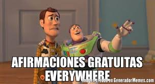Buzz Everywhere Meme - afirmaciones gratuitas everywhere meme de woody y buzz imagenes