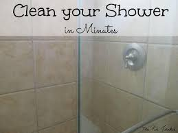 Clean Shower Doors How To Clean Glass Shower Doors Effectively Diy Cleaner