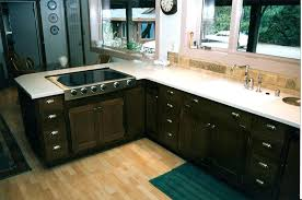 Staining Unfinished Oak Cabinets Can You Stain Kitchen Cabinets Darker U2013 Mechanicalresearch