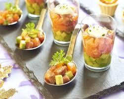 cuisine de a à z verrines verrine saumon avocat et pomme verte recette verrine saumon