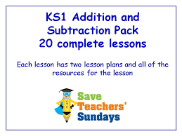 year 1 maths multiplication and division lessons and activity