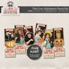 printable halloween express coupons haunted manor haunted house party vintage halloween