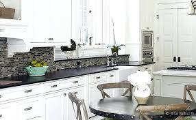Kitchen Cabinet Backsplash Ideas White Kitchen Cabinets Backsplash Ideas U2013 Truequedigital Info