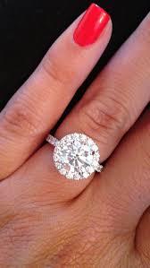 Huge Wedding Rings by Large Stone Diamond Rings Wedding Promise Diamond Engagement
