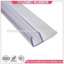 Plastic Shower Door Seal Clear Plastic Shower Door Seal Buy Shower Door