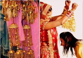 punjabi wedding chura kaleere traditional bridal accessory seen in punjabi weddings