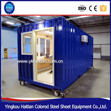 steel container house container house with steel container house