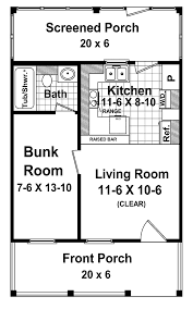 house plans 400 to 500 square feet