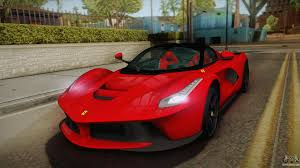 ferrari bicycle car cars for replacement turismo for gta san andreas