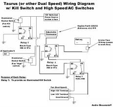 another and correct way to wire taurus fan pirate4x4 com 4x4