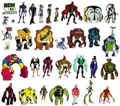 108 ben 10 original force ultimate omniverse aliens