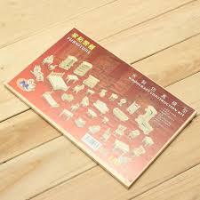 Diy Wood Furniture Online Get Cheap Diy Wood Furniture Kits Aliexpress Com Alibaba