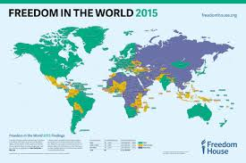 World Countries Map 2015 Freedom Maps House Throughout World Map Grahamdennis Me