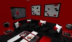 d co canap noir awesome design ideas deco salon et blanc decoration noir bedroom with homewreckr co jpg