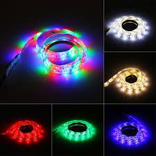 led strip lights for tv 100cm led strip light tv background decoration light christmas