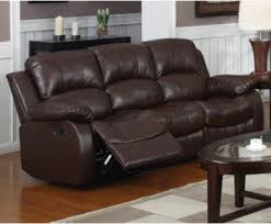 Faux Leather Recliner Faux Leather Recliner Sofa Centerfieldbar