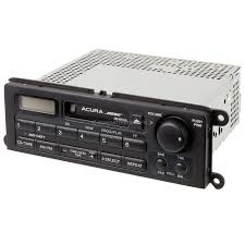 acura rl radio or cd player parts view online part sale