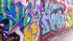 graffiti art wall mural in downtown hamilton youtube graffiti art wall mural in downtown hamilton