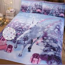 Unicorn Bed Set Unicorn Duvet Set Studio