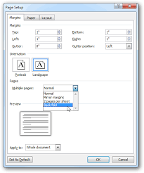 program booklets how to create printable booklets in microsoft word