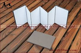5x7 Photo Album 5x7 Leather Linen Cotton Accordion Photo Book Album Buy Linen