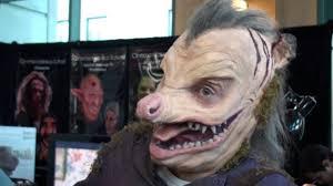 Makeupschool Cinema Makeup At Son Of Monsterpalooza 2012 Youtube
