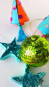 Easy Home Made Christmas Decorations by 188 Best Homemade Christmas Ornaments Images On Pinterest