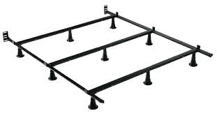 Metal Bed Frame Costco Cal King Metal Bed Frame Costco Size Heavy Duty 9 Leg With