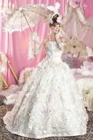 peachy pink wedding dresses wedding inspirasi