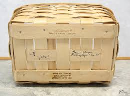 100 longaberger baskets for sale best longaberger medium