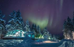 sleep under the northern lights sleeping under the northern lights ifly klm magazine